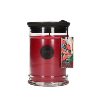 Berries Jubilee Large Jar Candle - NEW